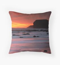 Marsden Rock Throw Pillow