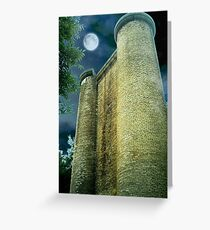 All Along the Watchtower  Greeting Card