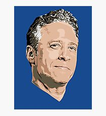 John Stewart of The Daily Show Photographic Print