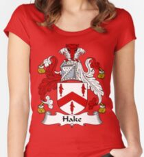 Hake Women's Fitted Scoop T-Shirt