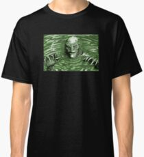 Creature From The Black Lagoon Classic T-Shirt