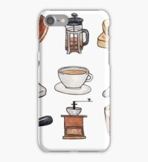 Coffee Obsession iPhone Case/Skin