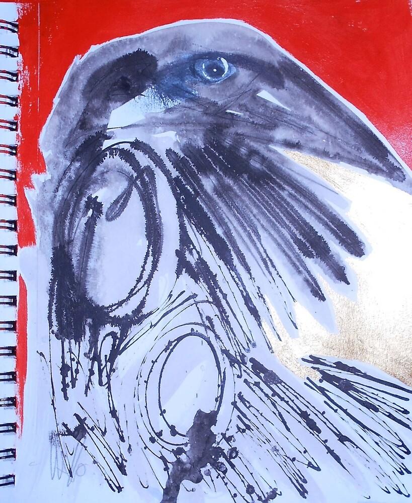 crow 3 by arteology