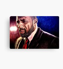 Luther Canvas Print