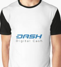 Dash Digital Cash Graphic T-Shirt