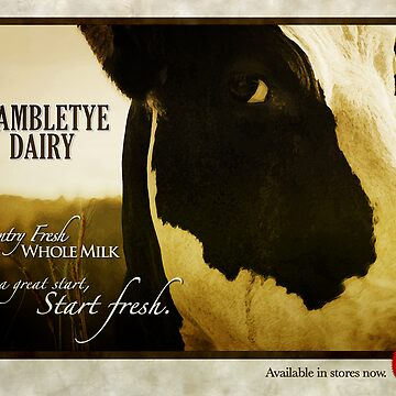 Brambletye Dairy by Loco