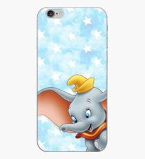 Dumbo flying iPhone Case