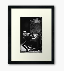 Keith Emerson Framed Print