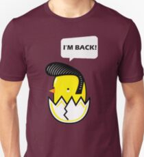 Elvis Is Back Funny T-shirt T-Shirt