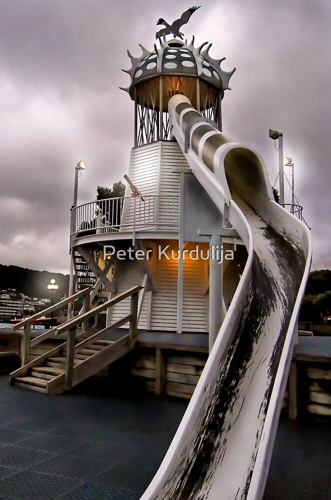 Cool Slide by Peter Kurdulija