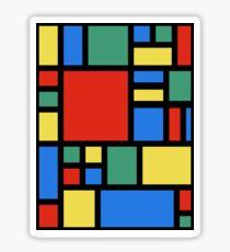 Blocks Sticker