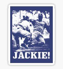 jackie robinson Sticker