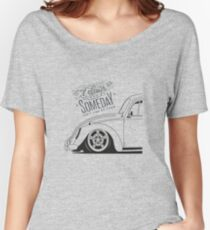 VW Beetle someday Women's Relaxed Fit T-Shirt