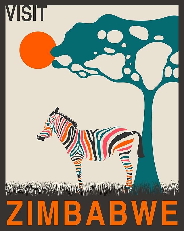 Zimbabwe: Gifts & Merchandise | Redbubble