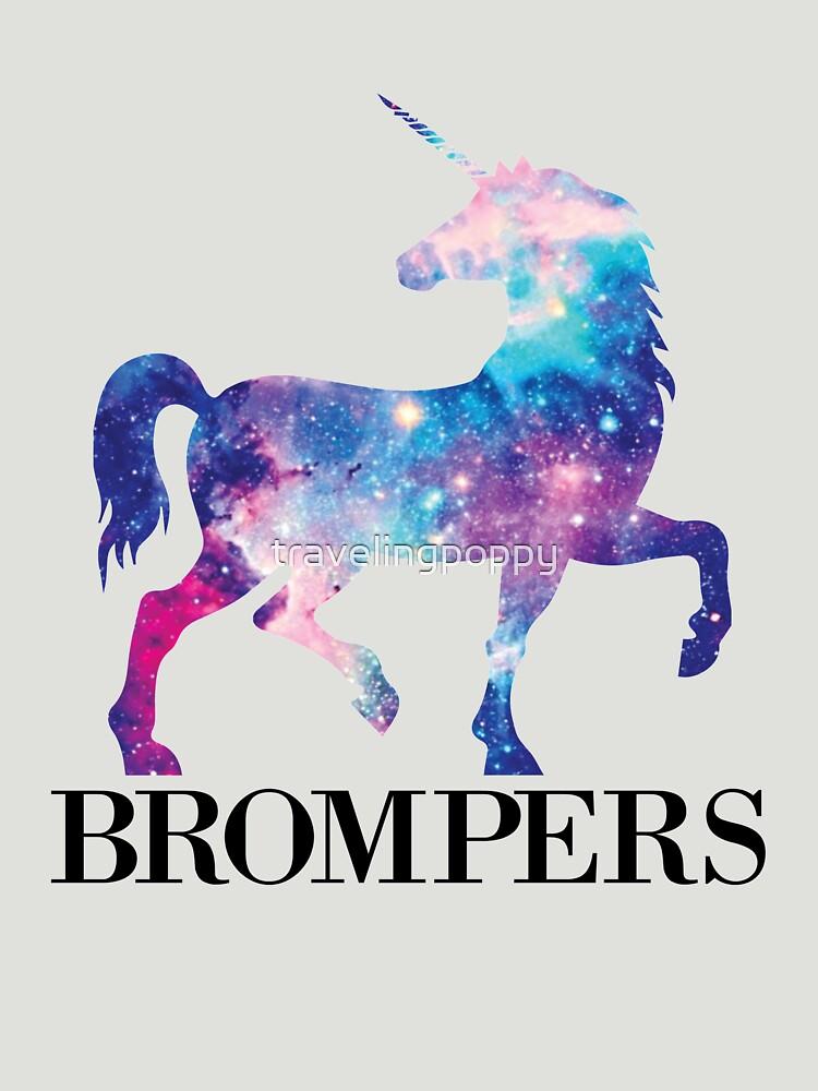 92c0be667e77 ... Unisex T-Shirt. Brompers Unicorn Tshirt- Male Romper Tee by  travelingpoppy