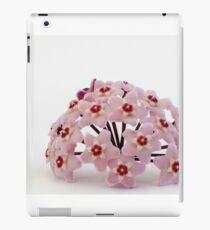 Pink Hoya iPad Case/Skin