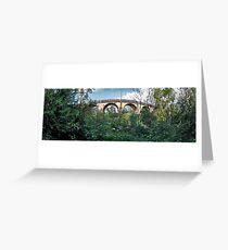Lapstone Railway Bridge Greeting Card
