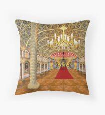 New Versailles Throw Pillow