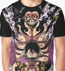 luffy gear 4 Graphic T-Shirt
