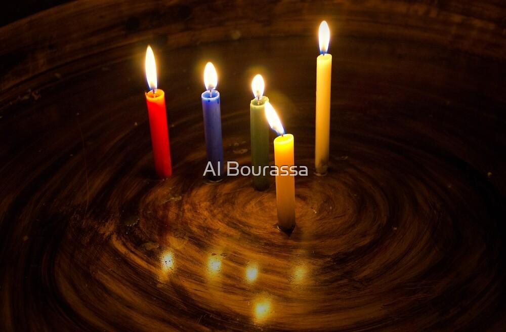 A Wayward Prayer by Al Bourassa