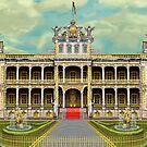 Sky Palace by Silverspook
