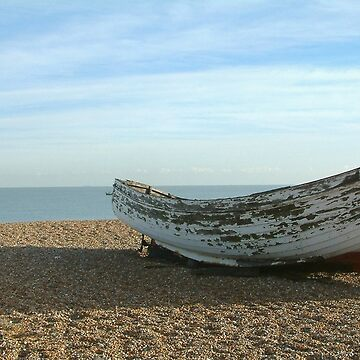 Clinker on Shingle by Knobrot