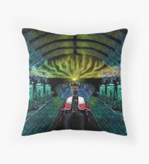 Novus Ordo Seclorum Throw Pillow