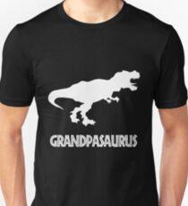 Grandpasaurus Rex - Funny Grandpa Gifts - Father's Day Unisex T-Shirt