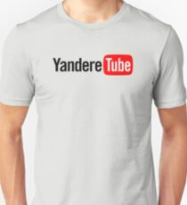YandereTube Parody Anime Shirt Unisex T-Shirt