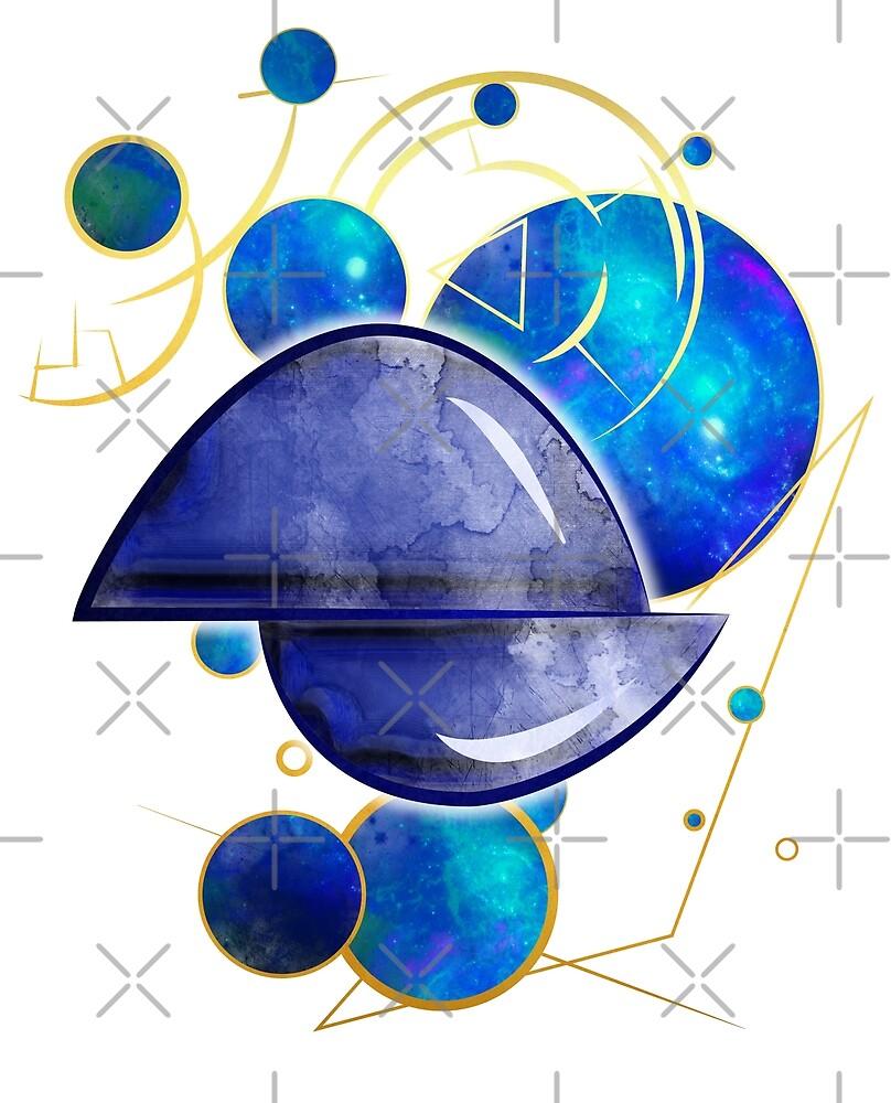 Galaxy Geometry by ntimea