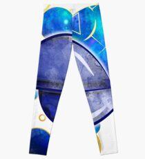 Galaxy Geometry Leggings