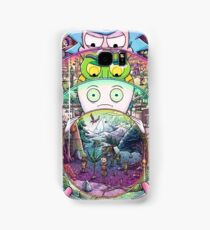 The Ricks Must Be Crazy Samsung Galaxy Case/Skin