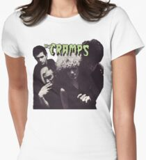 The Cramps T shirt Women's Fitted T-Shirt