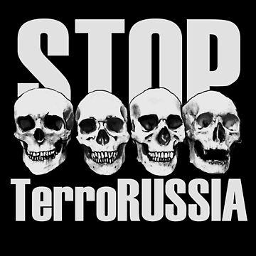 Stop TerroRossia by losfutbolko