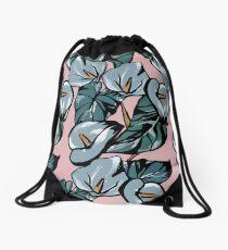 Calla Zone Drawstring Bag