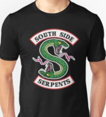 South Side Serpents  Slim Fit T-Shirt