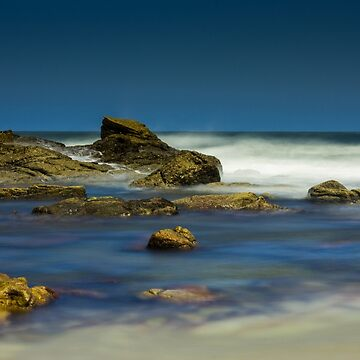 Long exposure ocean - 02 by PCB1981