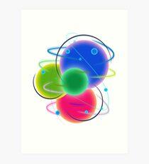 Droll cell Art Print