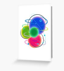 Droll cell Greeting Card