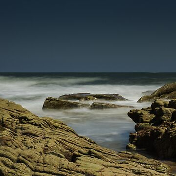Long Exposure beach - 03 by PCB1981