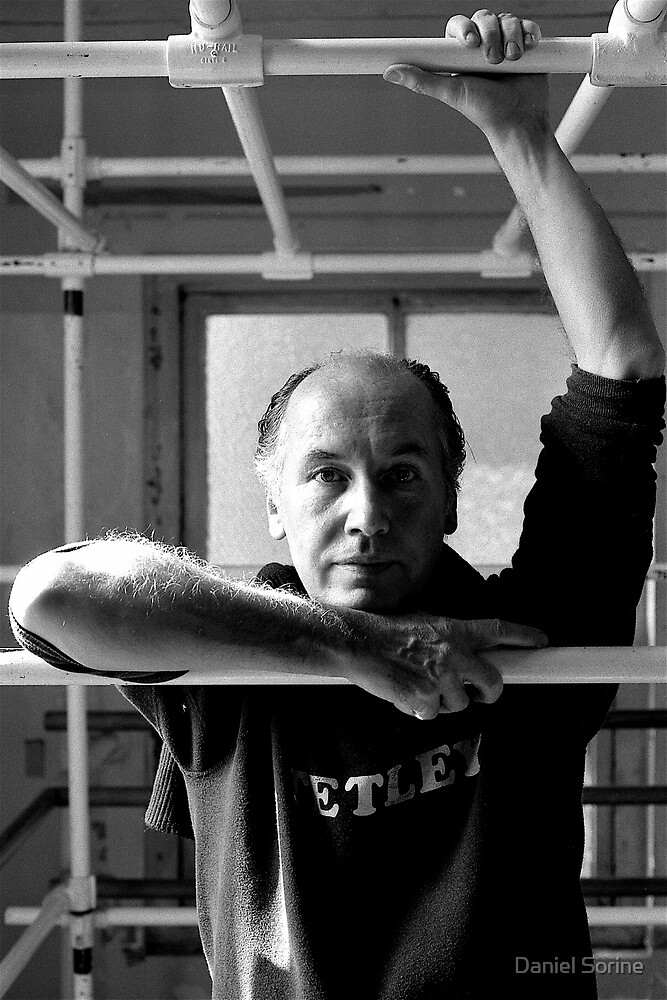The late, great choreographer Glen Tetley by Daniel Sorine