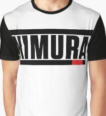 Kimura Brazilian Jiu Jitsu (BJJ) Graphic T-Shirt