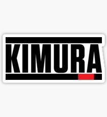 Kimura Brazilian Jiu Jitsu (BJJ) Sticker