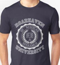Roarhaven University Unisex T-Shirt