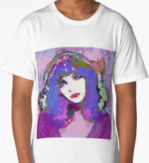 Painted Kate Long T-Shirt