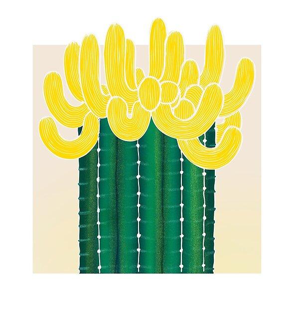 Cactus! by Cécilia Leroux