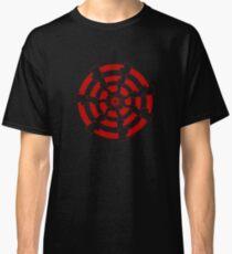 Mandala 30 Colour Me Red Classic T-Shirt