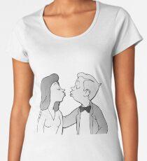 "Still from Cartoon film ""A Story of Recovery"" Women's Premium T-Shirt"