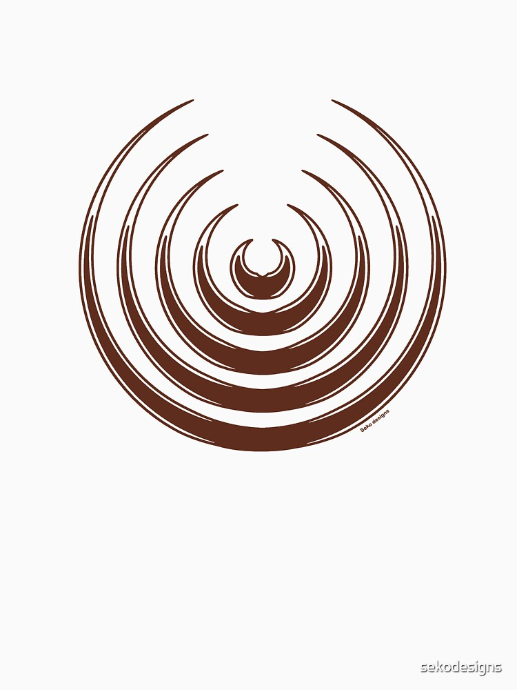 Mandala 8 Chocol'Art by sekodesigns