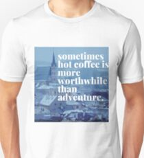Coffee and travel T-Shirt